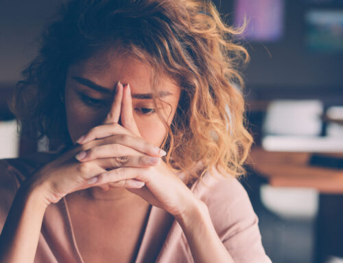 Stress, Inflammation & the Need to Surrender